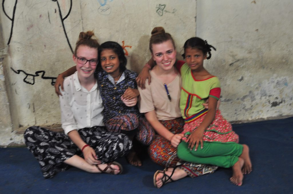 how to help street children in india