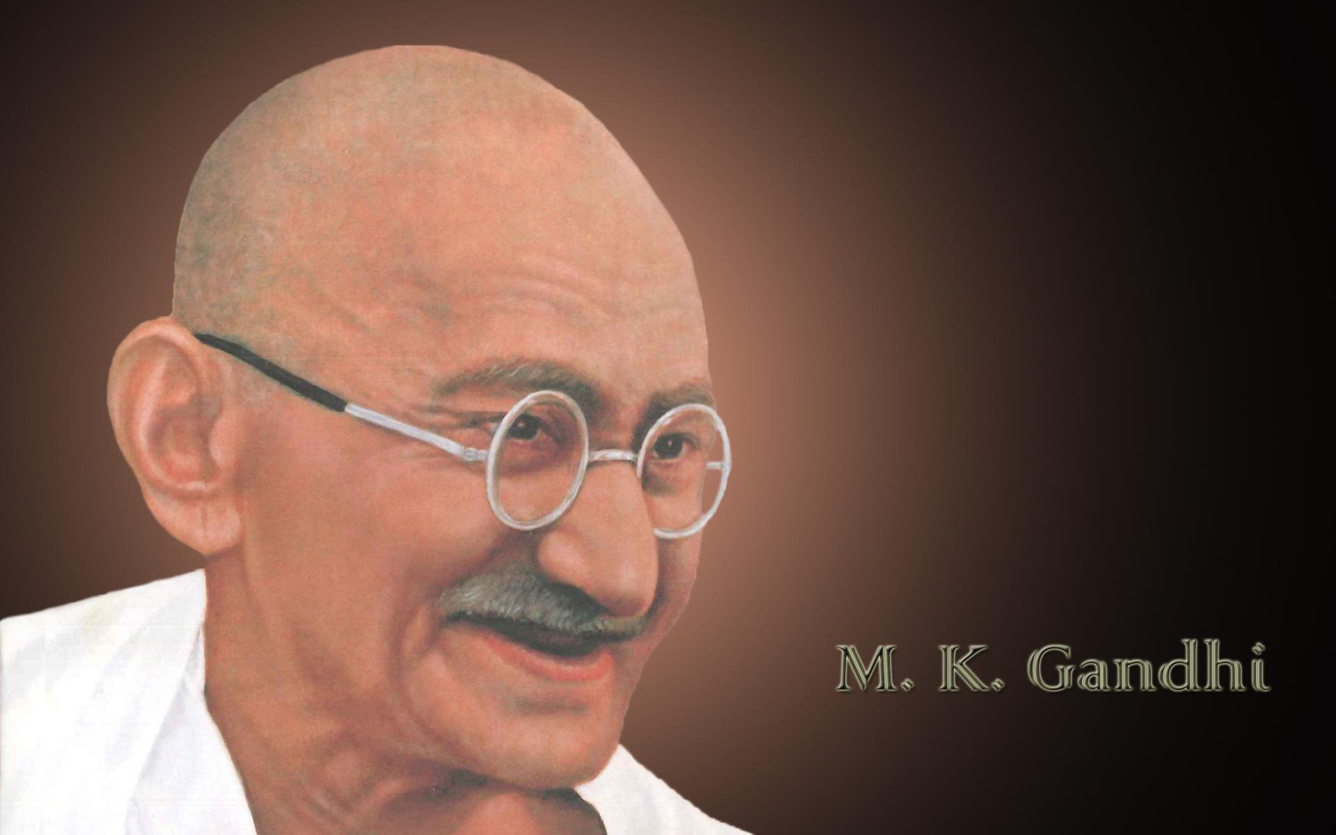 mahtma ghandi Mohandas karamchand gandhi (/ ˈ ɡ ɑː n d i, ˈ ɡ æ n-/ hindustani: [ˈmoːɦənd̪aːs ˈkərəmtʃənd̪ ˈɡaːnd̪ʱi] ( listen) 2 october 1869 – 30 january 1948) was an indian activist who was the leader of the indian independence movement against british rule.