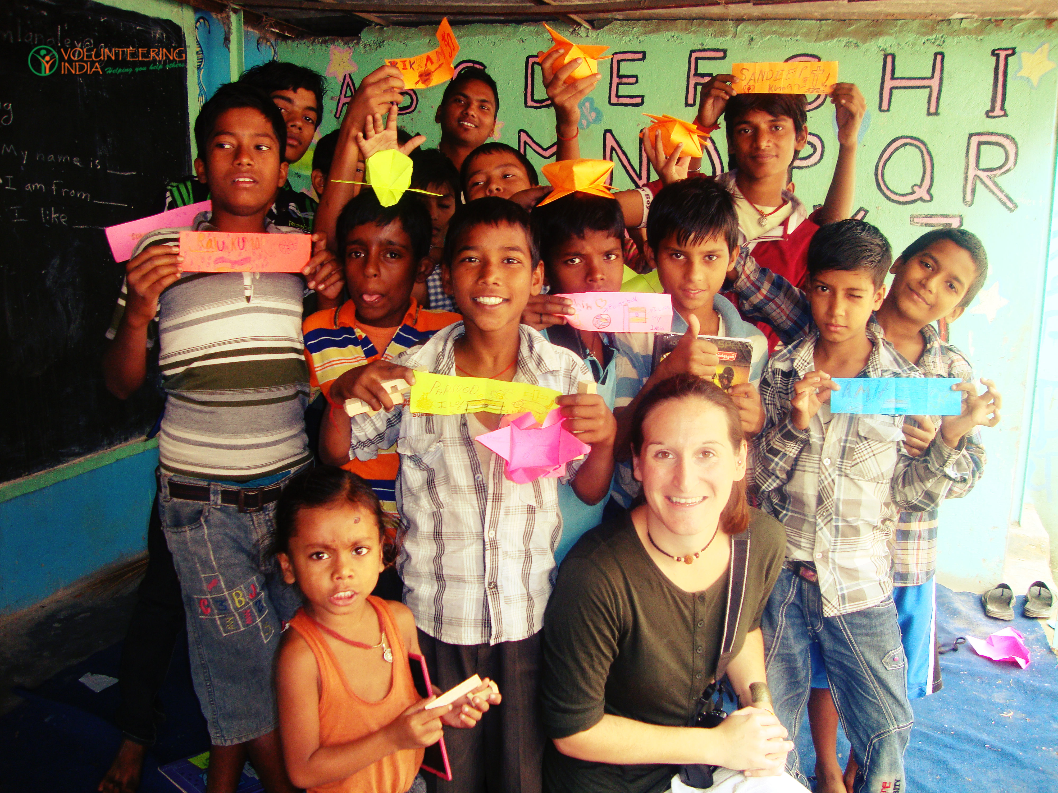 childcare-volunteering-in-india