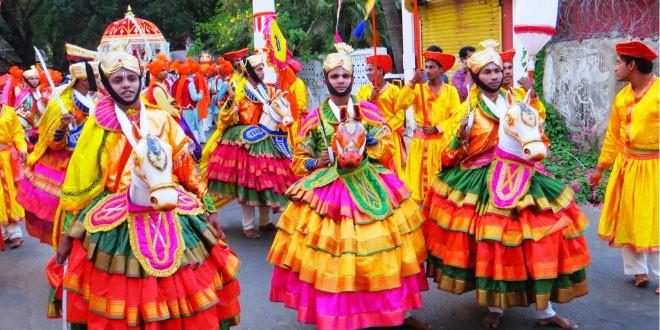 Shigmo Spring Festival Goa