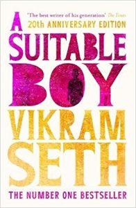 A Suitable Boy, Vikram Seth
