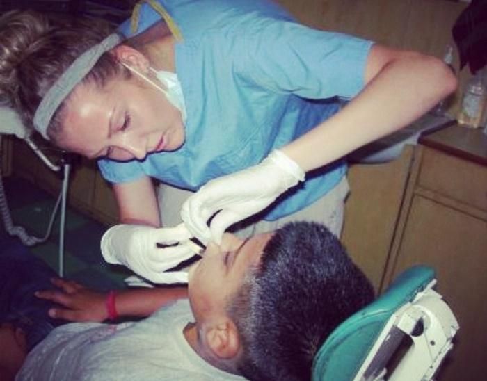 Volunteer for dental internship India