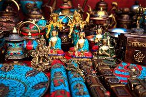 Tibetan Market Palampur