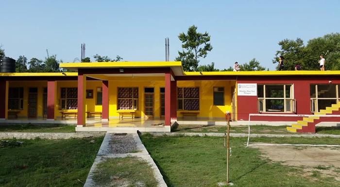 volunteer accommodation palampur