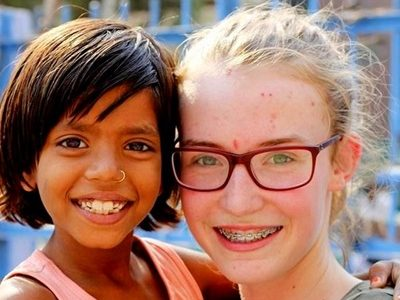 """Julia's Volunteering Experience in India – """"This was amazing!"""""""