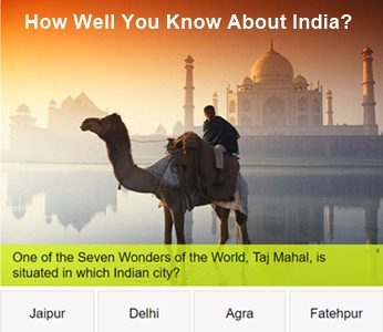 Quiz: How Well Do You Know India?